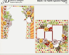 Kit Digital Back To Farm Quick Pages