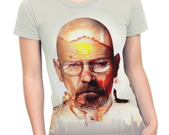 Baby Look Feminina Breaking Bad Md03