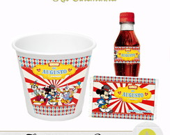 KIT CINEMINHA CIRCO DO MICKEY