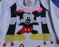 body mickey; minnie