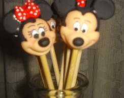 PALITOS MINNIE E MIKEY