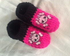 Pantufa - Monster High (infantil)