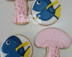 Biscoito Decorado Dory