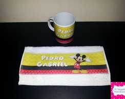Kit escolar Mickey