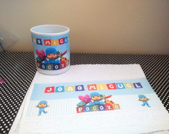 Kit Escolar pocoyo