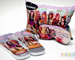 Kit Festa do Pijama Ever After high