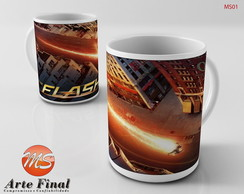 Caneca Personalizada Game The Flash