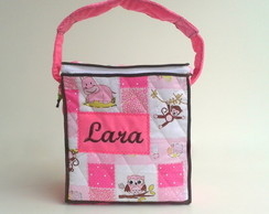 Lunch Bag ou Porta Mamadeira