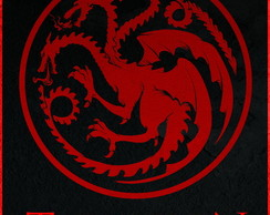 Poster Adesivo Game of Thrones Targaryen
