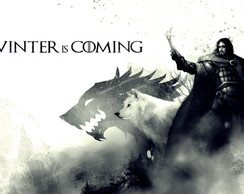 Poster Adesivo Game of Thrones John