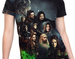 Baby Look Feminina Game of Thrones MD02