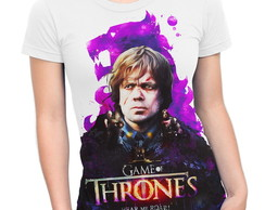 Baby Look Feminina Tyrion Lannister