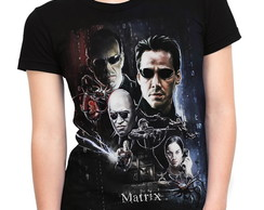 Baby Look Feminina Matrix