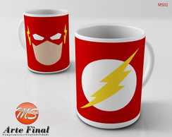 Caneca Personalizada The Flash