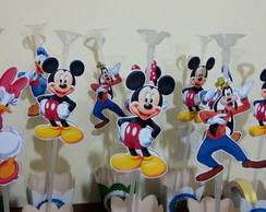 Centro de mesa da turma do mickey mouse