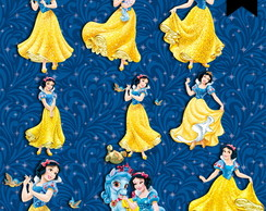 Kit Digital PNG - Branca de Neve