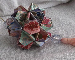 Móbile kusudama Turtle
