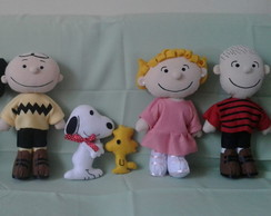 Turma do Snoopy e Charlie Brown