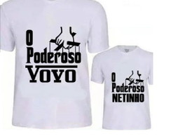 KIT CAMISETAS VOVÔ