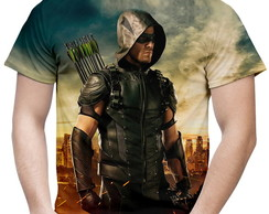 Camiseta Masculina Arrow