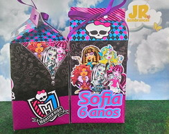 Caixa Milk Monster High