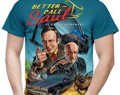 Camiseta Masculina Better Call Saul MD03
