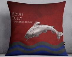 Almofada 30x30 - House Tully Got