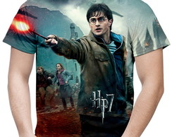 Camiseta Masculina Harry Potter MD02