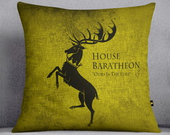 Almofada 30x30 - House Baratheon Got