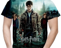 Camiseta Masculina Harry Potter MD03