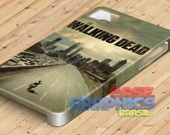 capinha celular THE WALKING DEAD 3