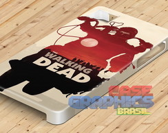Capinha celular THE WALKING DEAD 5