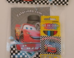 Mini Kit Colorir - Carros