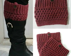 Boot Cuff ou Mini Polaina
