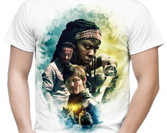 Camiseta Masculina The Walking Dead MD03