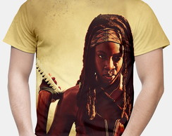 Camiseta Masculina The Walking Dead MDm