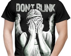 Camiseta Masculina Doctor Who Blink MD01