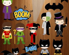 Kit Digital PNG - Batman