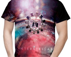 Camiseta Masculina Interestelar MD02