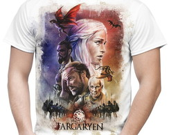 Camiseta Masculina Game of Thrones MD01
