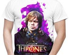 Camiseta Masculina Tyrion Lannister