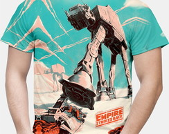 Camiseta Masculina Star Wars Episódio V
