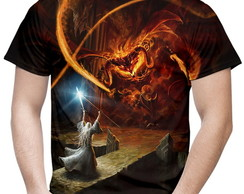 Camiseta Masculina Gandalf MD02
