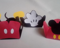 Forminha mickey mouse