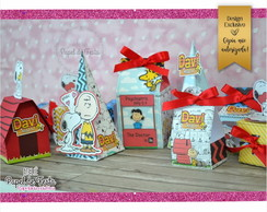 Kit Festa Pronta Snoopy