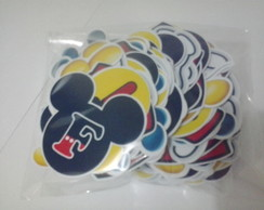 RECORTE / APLIQUE MICKEY MOUSE