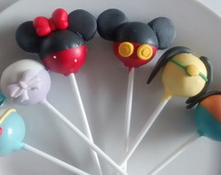 Cakepop turma do mickey