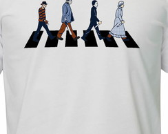 Camiseta The Killers Abbey Road