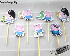 Kit Topper George Pig
