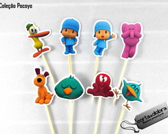 Topper Personagens Pocoyo